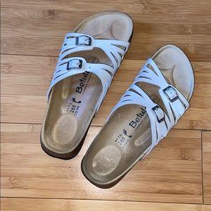 EUC authentic Birkenstock's Betula sandals